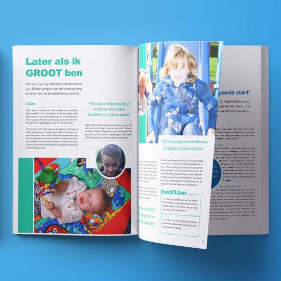 tekstschrijver kinderopvang groningen