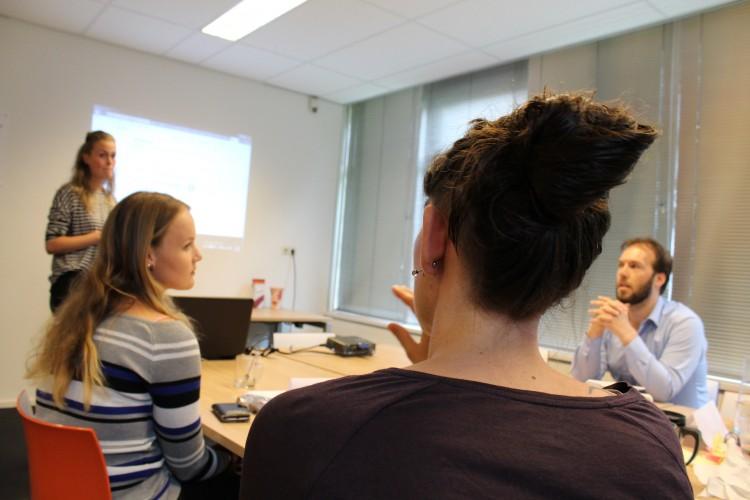 werkpro training webredactie
