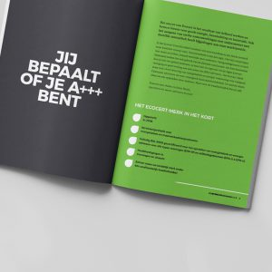 copywriter franchiselabel brochure